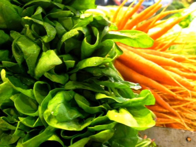 GI carrots