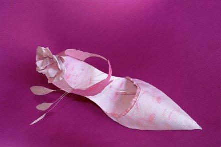 Grandmother shoe no, 8 SF
