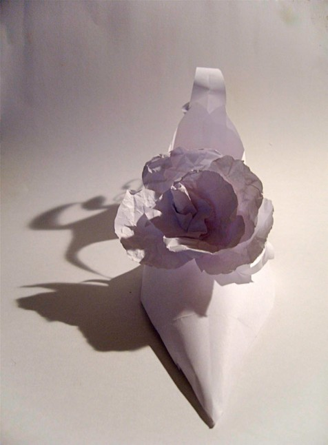 Shoe with rose prototype 3 small file