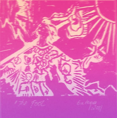 The Fool - pink